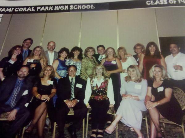 Class Of 1975 Miami Coral Park Senior High School